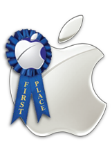 Apple is the most admired company