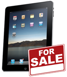 iPads on sale