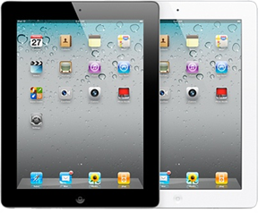 iPad 2. It's the tops!