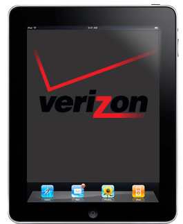 Some Verizon iPads may be defective