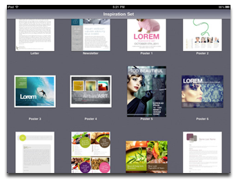 Pages Templates | Jumsoft Intros Pages Templates App For Ipad The Mac Observer