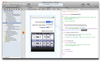 Xcode adds iOS 5.1 app development support