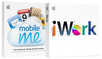 MobileMe and iWork discounts dumped