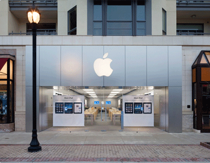 Crocker Park Apple Store