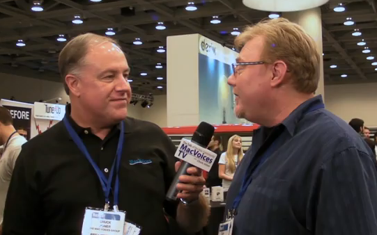 Chuck Joiner Interviews Jeff Gamet Live