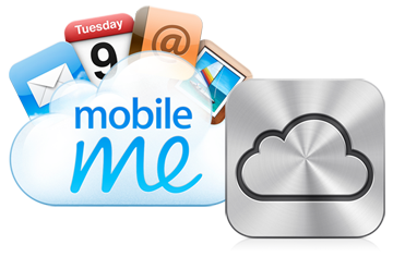 MobileMe moving to iCloud