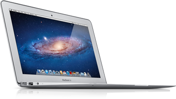 MacBook Air with Lion