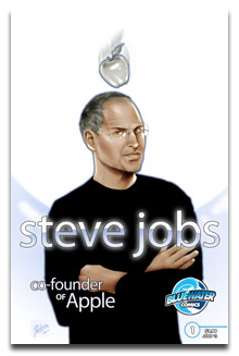 Steve Jobs comic book biography