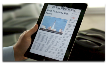 Apple's Now iPad 2 Ad
