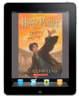 Harry Potter ebooks coming in October