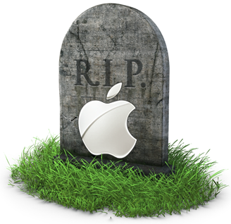 Apple Death Knell