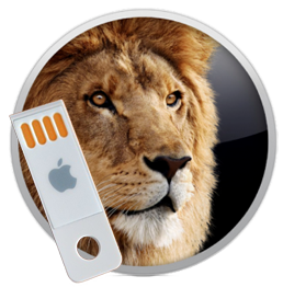 Lion on USB sticks. Tastes like chicken?