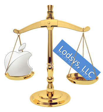 Lodsys doesn't want Apple playing in its patent lawsuit game
