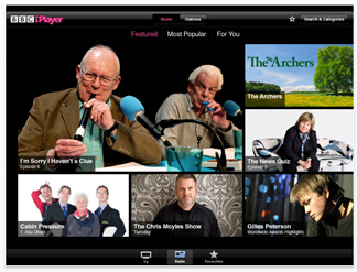 BBC iPlayer, now in more countries