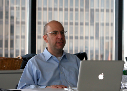 Former Apple Vice President Andy Miller