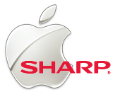 Apple investing in Sharp