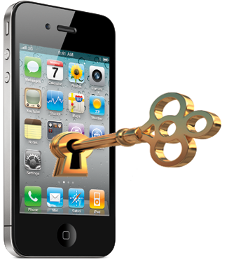 Locking up the iPhone