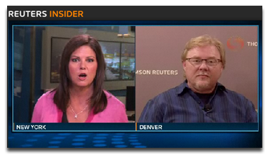 Jeff Gamet on Reuters Insider