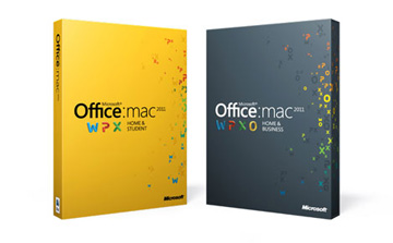 Office for the Mac