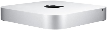 Thunderbolt Mac mini. Thunderbolt, HO!
