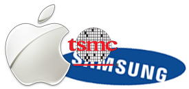 Apple cozies up with TSMC for chip manufacturing