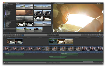 Final Cut Pro X 10.1 adds 4K video support along with support for the new Mac Pro