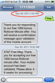 Procrastinators can still get free minutes from AT&T