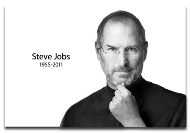 Apple's Web tribute to Steve Jobs