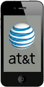 AT&T's big seller? The iPhone.