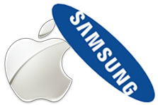Samsung smartphone shipments top Apple