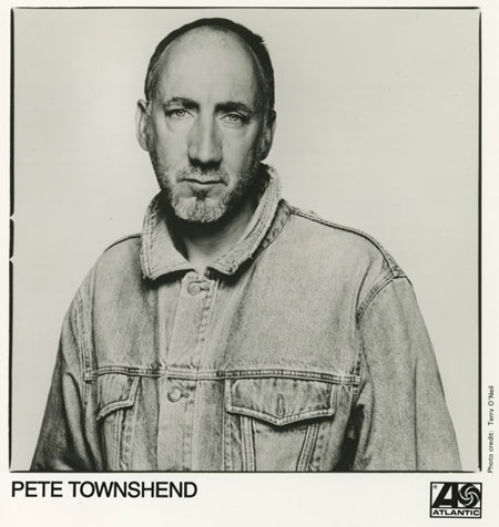 Pete Townshend Publicity Photo