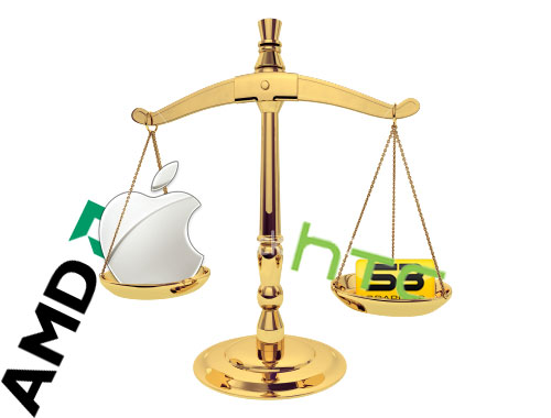 Apple & AMD vs. HTC & S3