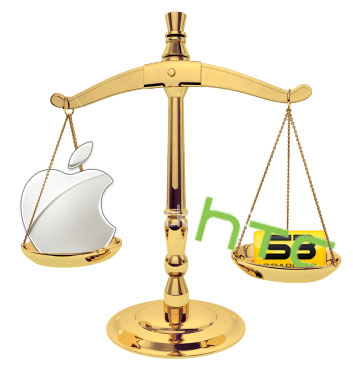 Apple vs. HTS & S3