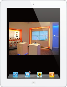 AT&T tries iPads for store sales