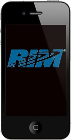 RIM: All your iPhone are belong to us!