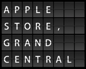 Apple Grand Central Store