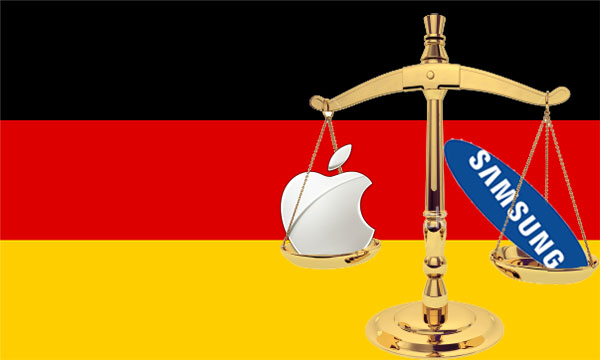 Apple vs. Samsung (in Germany)