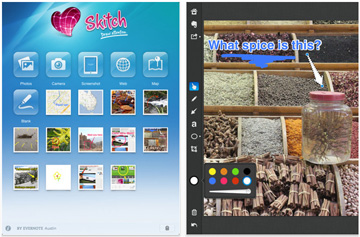 Skitch for the iPad
