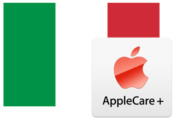 AppleCare in Italy