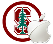 Stanford Holds Apple History