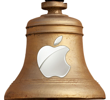 The Apple Death Knell Bell