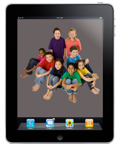 iPad outsells Mac in schools