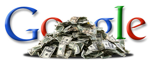 Google and a Pile of Money
