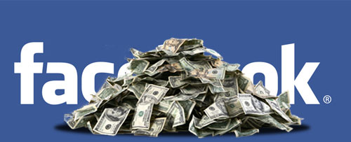 Facebook & a Big Pile o' Money