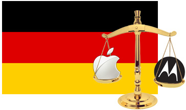 Apple vs. Motorola Mobility in Germany