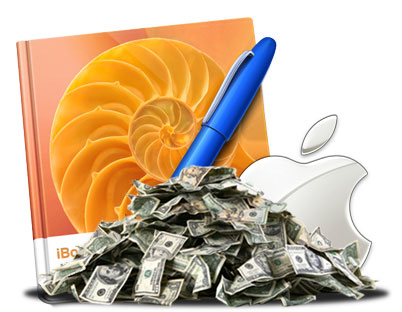 iBooks Author, Apple, and Money