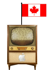 Apple TV in Canada