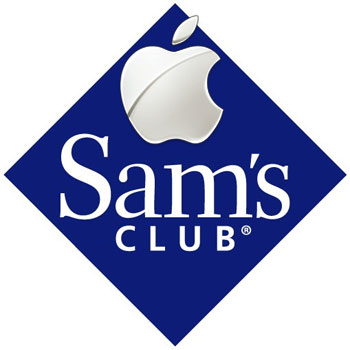 Apple & Sam's Club