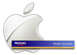 Mizuho Securities starts AAPL coverage