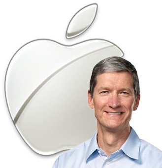 Tim Cook and Apple